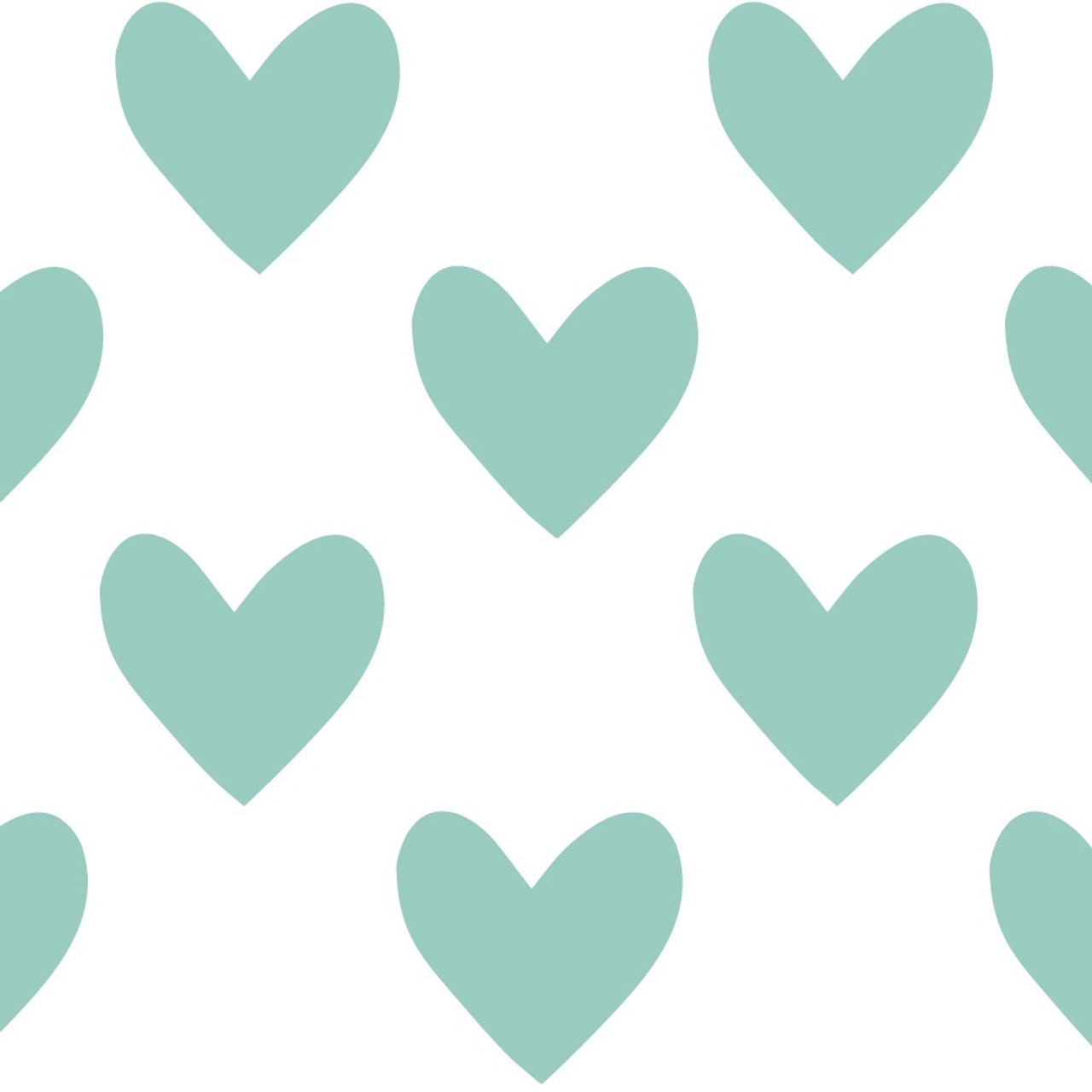 hearts fabric wall decals duckegg blue spearmint ventures llc hearts fabric wall decals duckegg blue