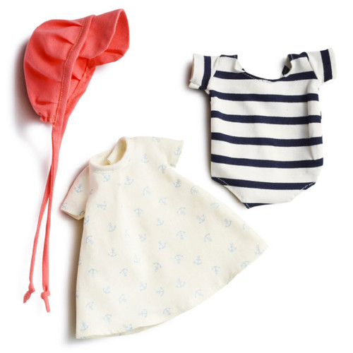 Bathing Suit Outfit, for Hazel Village Doll