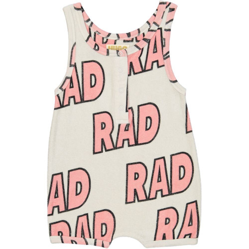 RAD Terry Playsuit