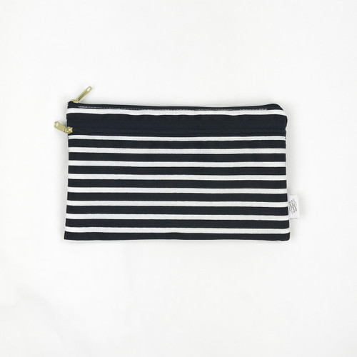 Wet + Dry Wallet, Stripes