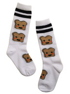 Toast Sock, 4 - 6 yrs.