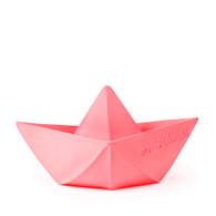 Origami Boat, Pink