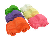 XL Beetle Car, Pink