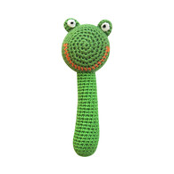 Frog Stick Rattle