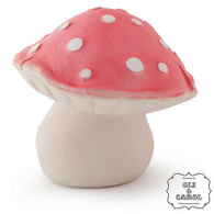 Forest Red Mushroom
