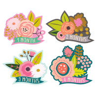 Little Blossom Belly Stickers, Lucy Darling (12)