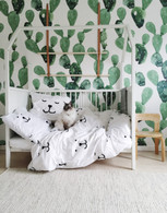 Bear KIDDO Duvet Set, Toddler
