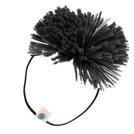 Dandelion Headband, Black