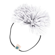 Dandelion Headband, White