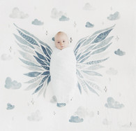 Wings Organic Swaddle Scarf™