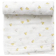 Baby Chick Muslin Swaddle