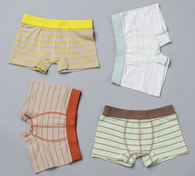 4 Piece Boxer Set, Boys