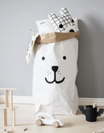 Bear Paper Storage Sack