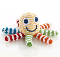 Octopus Rattle, Rainbow