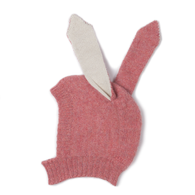 Oeuf Bunny Hat, Rose