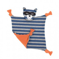 Robbie Raccoon Organic Security Blanket