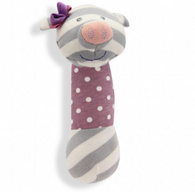 Penny Piggy Organic Squeaky Toy