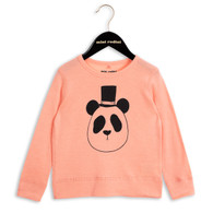 Mini Rodini Panda SP Wool LS Tee