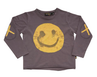 Rock Your Baby Graffiti Grin LS Tee