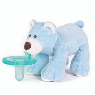 WubbaNub Blue Bear