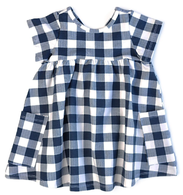 Fin & Vince Plaid Dress