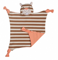 Buster Beaver Organic Security Blanket