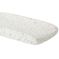 Changing Pad Cover, Alphabet