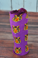 Tiger Muslin Swaddle
