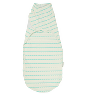 Swaddler, Scalloped Stripe