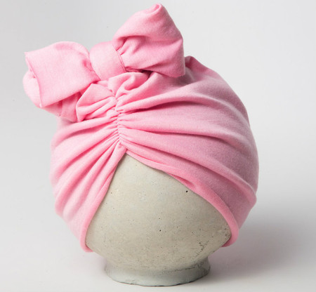 BluTaylor® Bow Cap, Bubblegum Pink - Spearmint LOVE