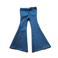 Harlow Jade Denim Bell Bottoms