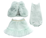 Best Friends Ballerina Outfit, Mint