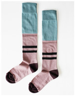 Wolf & Rita Socks, Black Stripes