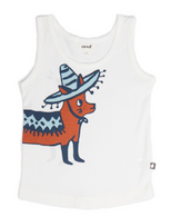 Oeuf Jersey Tank Top, Chihuahua