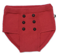 Oeuf Retro Bloomers, Red