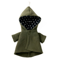 Forest Green Jacket for Dolls