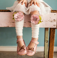 Legwarmers, Roses and Cream