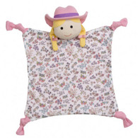 Cowgirl Organic Security Blanket