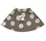 Rylee & Cru Dot Mini Skirt