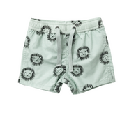 Rylee & Cru Lion Swim Trunks