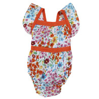 Camille Sunsuit, Gypsy Cream