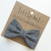 Bow Tie, Heather Black