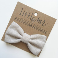 Bow Tie, Natural