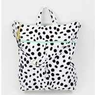 Daytripper Tote, Black & White