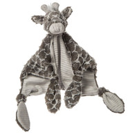 Giraffe Security Blanket, Grey