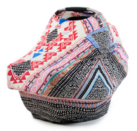 Car Seat Cover, Boho Fes