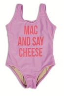 Mac and Say Cheese Swimsuit