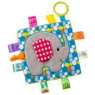 Taggies Crinkle Stroller Toy, Elephant