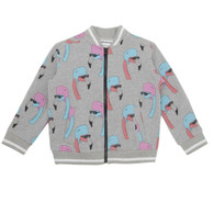 Helmut Flamingo Track Jacket