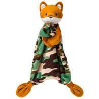 Camo Fox Security Blanket